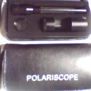 Ap. Polariscópio Bolso Estojo