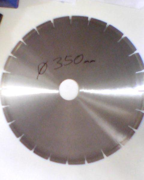 Serra Segmentada China 350mm