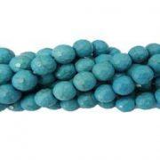 Fio Bola Turquesa azul